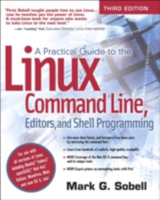 Practical Guide to Linux Commands, Editors, and Shell Programming  3rd 2013 (Revised) edition cover