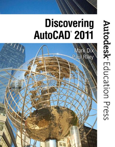 Discovering AutoCAD 2011   2011 9780135122044 Front Cover