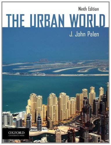 Urban World  9th 2012 edition cover