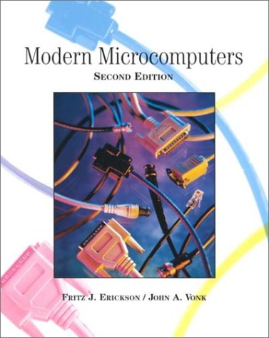 Modern Micro. 2nd 9780256238044 Front Cover
