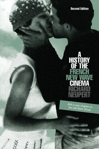 History of the French New Wave Cinema  2nd 2007 edition cover