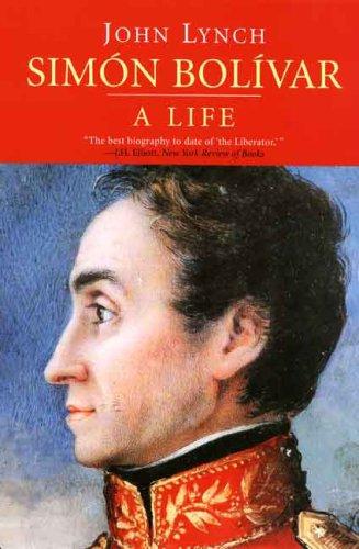 Sim�n Bolivar A Life  2007 edition cover