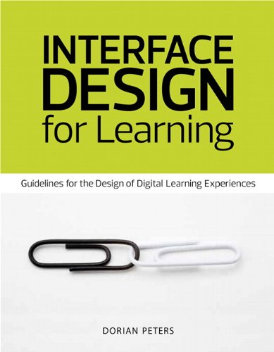Interface Design for Learning Design Strategies for Learning Experiences  2014 edition cover