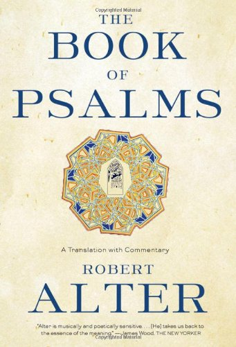 Book of Psalms A Translation with Commentary  2009 edition cover