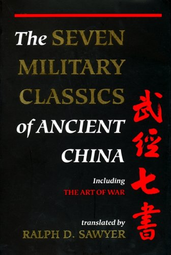 Seven Military Classics of Ancient China   2008 edition cover