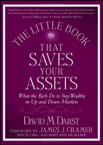 Little Book That Saves Your Assets What the Rich Do to Stay Wealthy in up and down Markets  2008 edition cover
