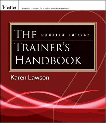 Trainer's Handbook  3rd 2009 (Revised) edition cover