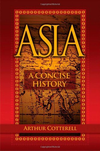 Asia A Concise History  2011 edition cover