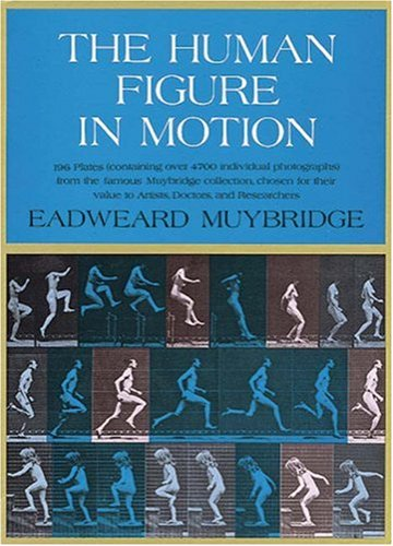 Human Figure in Motion   1989 edition cover