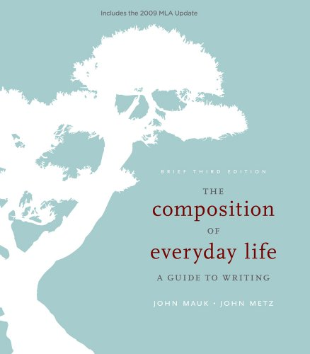 Composition of Everyday Life 2009  3rd 2010 (Revised) edition cover