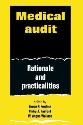 Medical Audit   1993 9780521446044 Front Cover