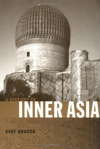History of Inner Asia   2000 edition cover