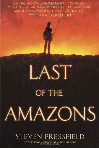 Last of the Amazons  N/A edition cover