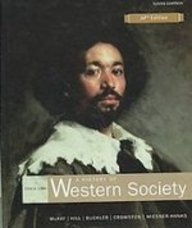 History of Western Society since 1300  9th 2008 9780618946044 Front Cover