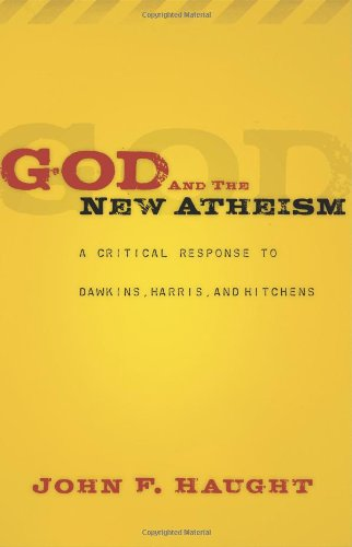 God and the New Atheism A Critical Response to Dawkins, Harris, and Hitchens  2008 9780664233044 Front Cover