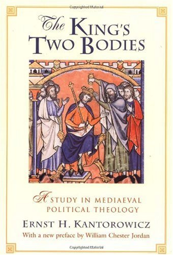 King's Two Bodies A Study in Mediaeval Political Theology  1958 (Revised) edition cover