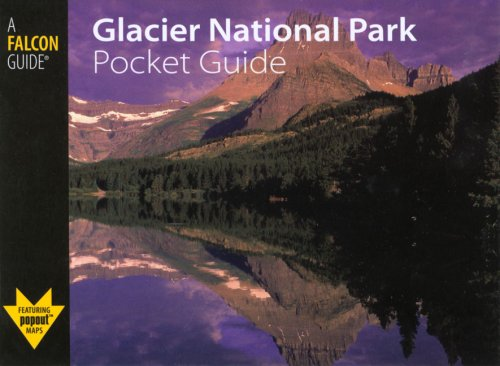 Glacier National Park   2008 9780762748044 Front Cover