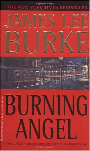 Burning Angel  Reprint  edition cover