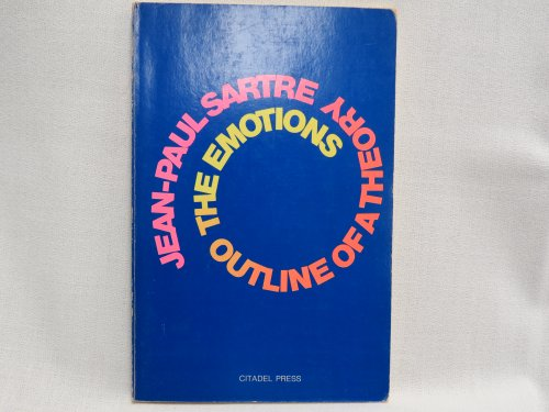 Emotions Outline of a Theory  1993 edition cover