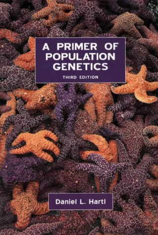 Primer of Population Genetics  3rd 2000 (Revised) edition cover