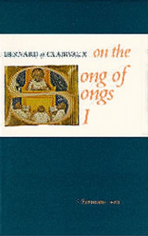 On the Song of Songs   1971 edition cover