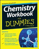 Chemistry Workbook for Dummies�  2nd 2015 9781118940044 Front Cover
