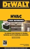 DEWALT� HVAC Code Reference  2nd 2017 9781305667044 Front Cover
