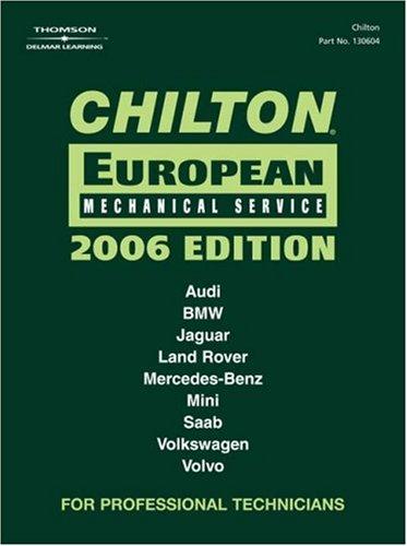 European Mechanical Service 2006   2007 edition cover