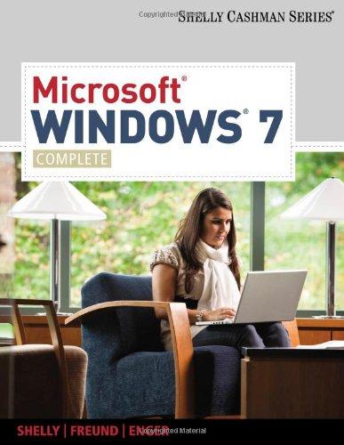 Microsoft Windows 7 Complete  2011 edition cover