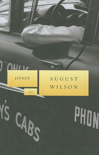Jitney 1977  2007 edition cover