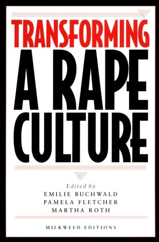 Transforming a Rape Culture  N/A edition cover