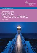 Foundation Center's Guide to Proposal Writing  6th 2012 edition cover