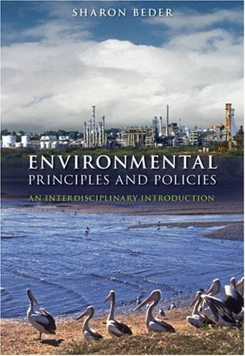 Environmental Principles and Policies An Interdisciplinary Introduction  2006 edition cover