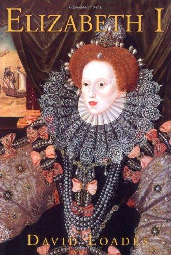 Elizabeth I   2003 edition cover