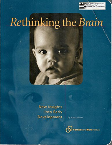Rethinking the Brain : New Insights into Early Development 1st edition cover
