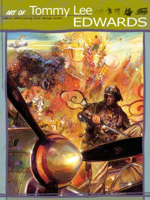 Art of Tommy Lee Edwards  N/A 9781932382044 Front Cover