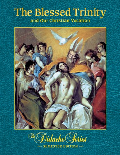 Blessed Trinity and Our Christian Vocation   2009 edition cover
