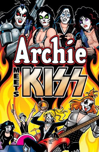 Archie Meets Kiss   2012 9781936975044 Front Cover
