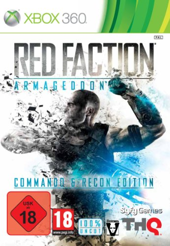 Red Faction Armageddon - Commando & Recon Edition (uncut) Xbox 360 artwork