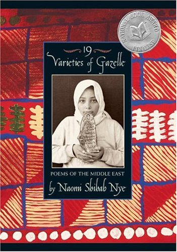 19 Varieties of Gazelle Poems of the Middle East Reprint edition cover