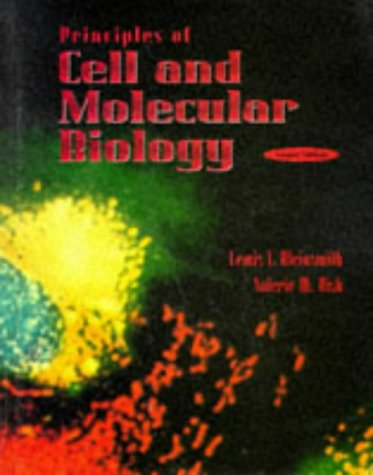 Principles of Cell and Molecular Biology  2nd 1995 edition cover