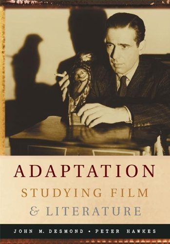 Adaptation Studying Film and Literature  2006 edition cover