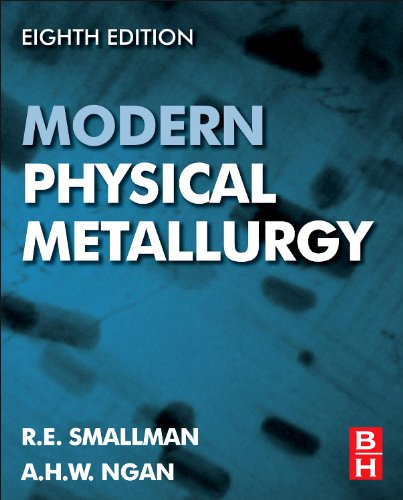 Modern Physical Metallurgy  8th 2013 edition cover