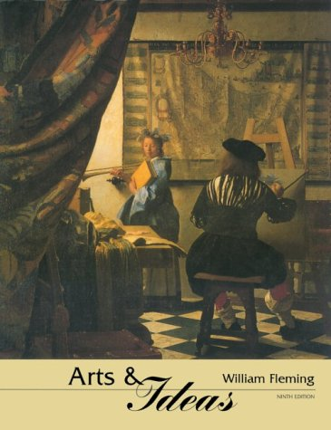 Arts and Ideas  9th 1995 edition cover