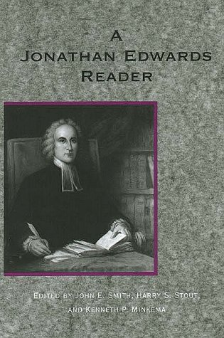 Jonathan Edwards Reader   1995 9780300062045 Front Cover