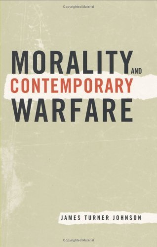 Morality and Contemporary Warfare   2001 edition cover