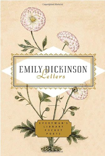Letters Emily Dickinson N/A edition cover