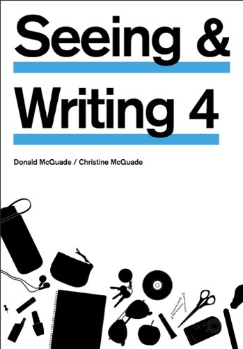 Seeing and Writing  4th 2010 edition cover