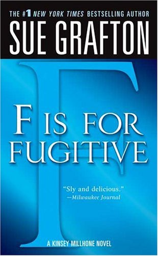 F Is for Fugitive  N/A edition cover