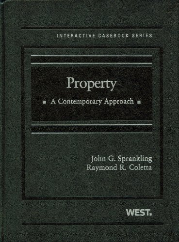 Property A Contemporary Approach N/A edition cover